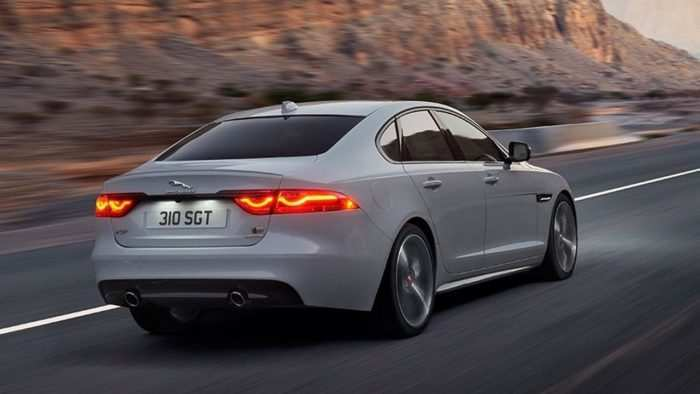 84 The Best 2019 Jaguar XF Specs