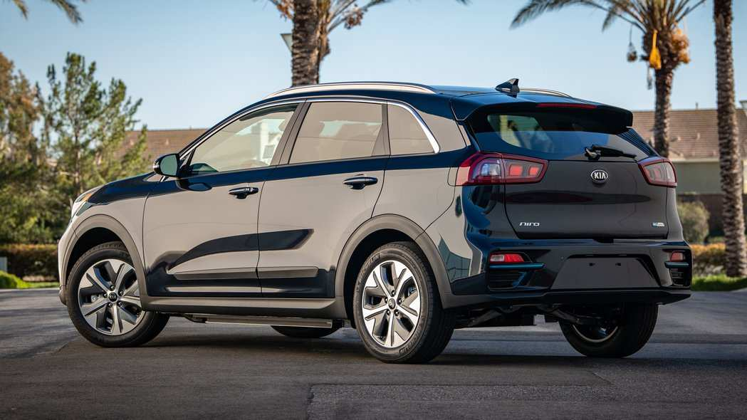 84 The Best 2019 Kia Niro Ev Redesign and Review
