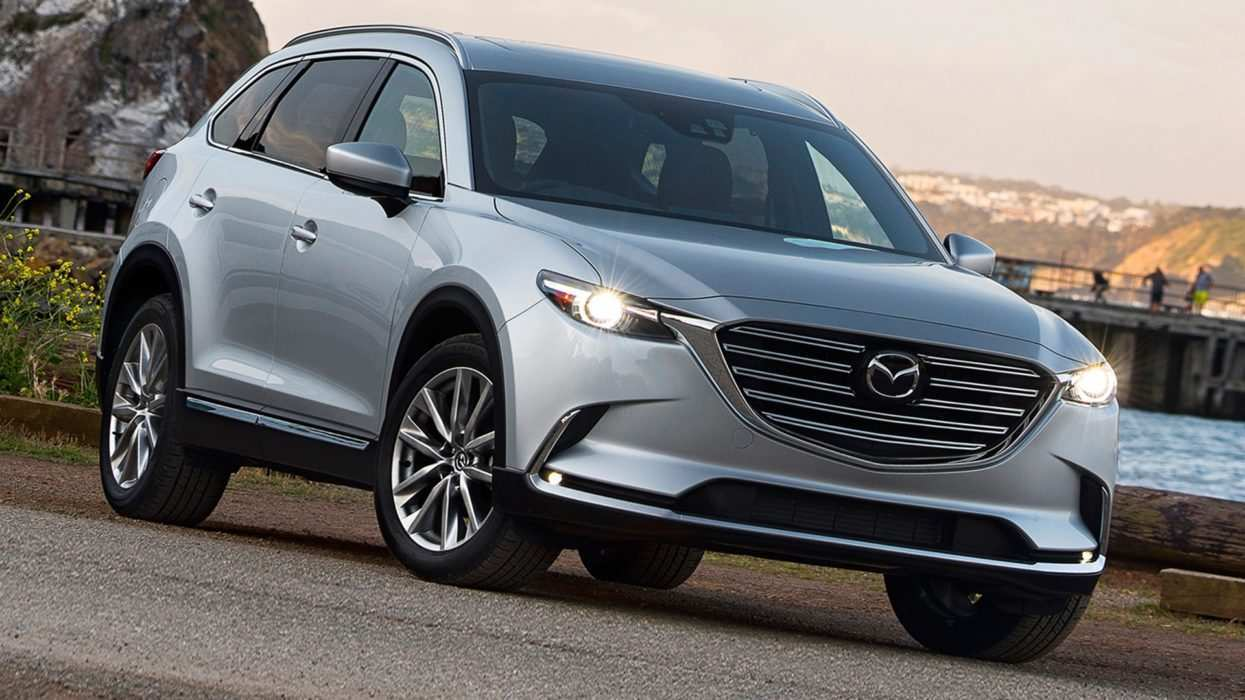 84 The Best 2019 Mazda Cx 9 Rumors Photos