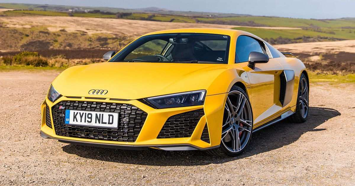 84 The Best 2020 Audi R8 Review And Release Date