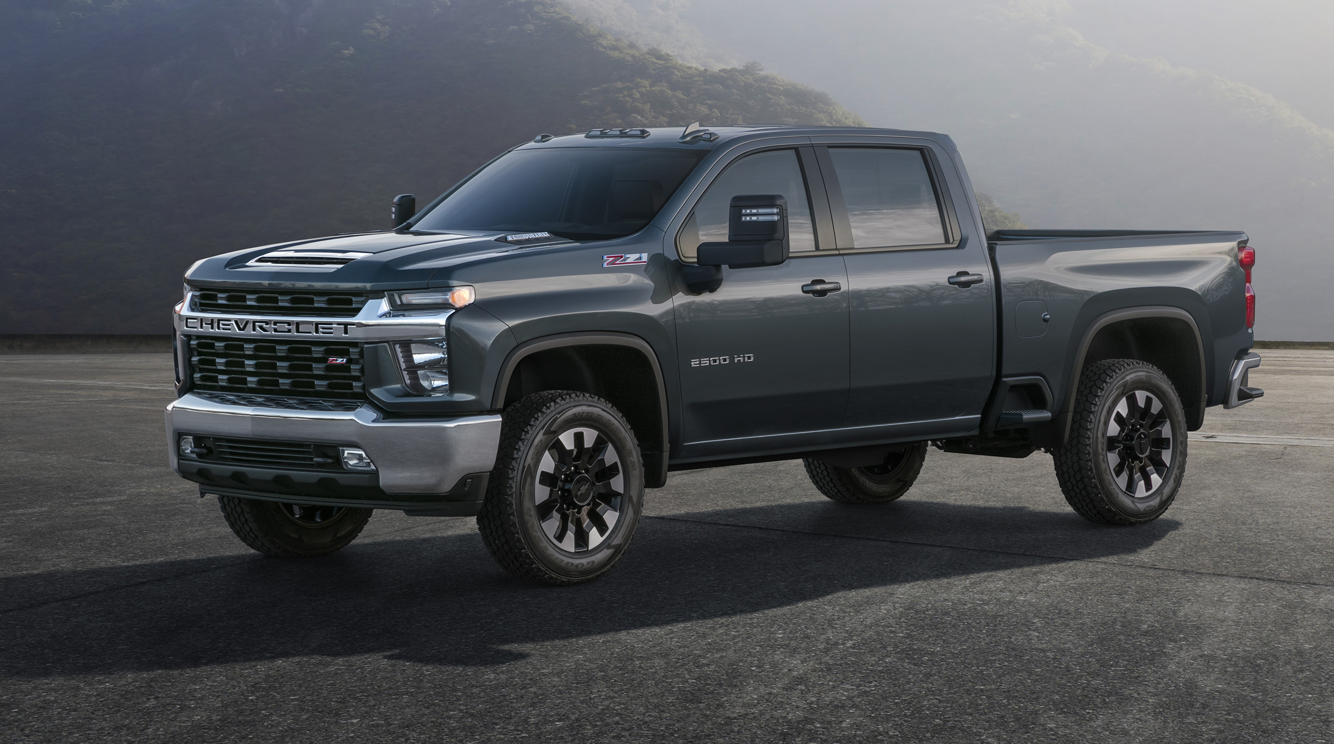 84 The Best 2020 Chevy Silverado 1500 2500 New Concept