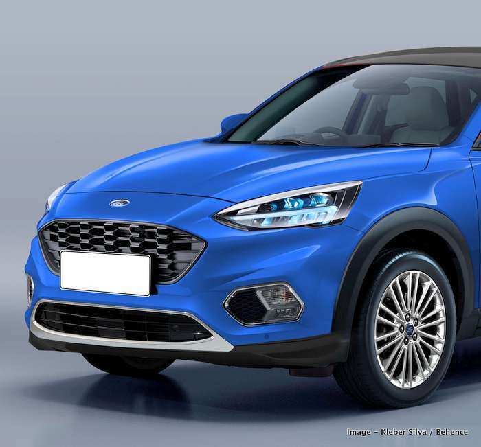 84 The Best 2020 Ford Ecosport Exterior