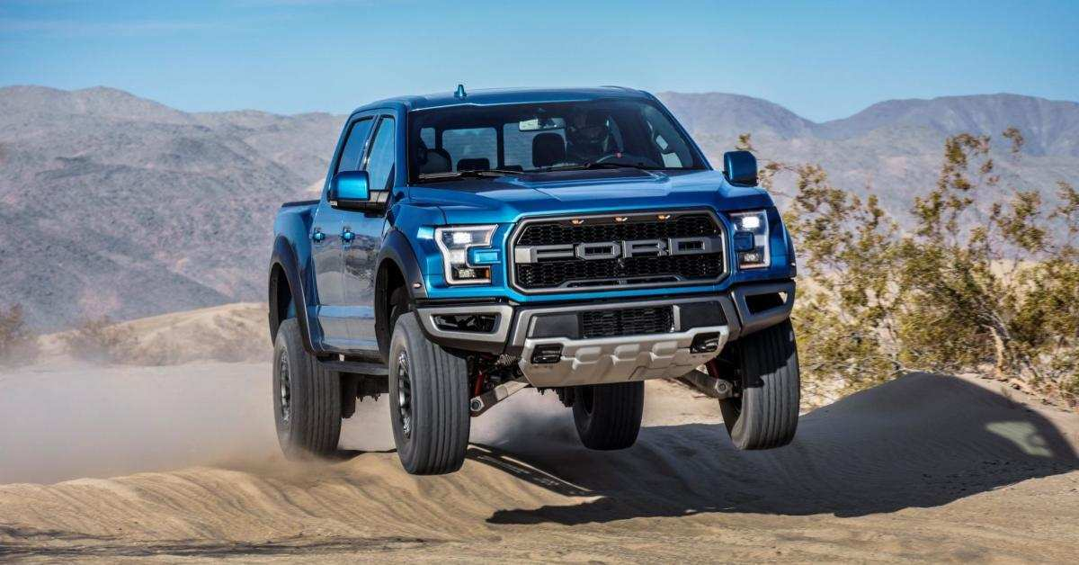 84 The Best 2020 Ford Raptor Redesign