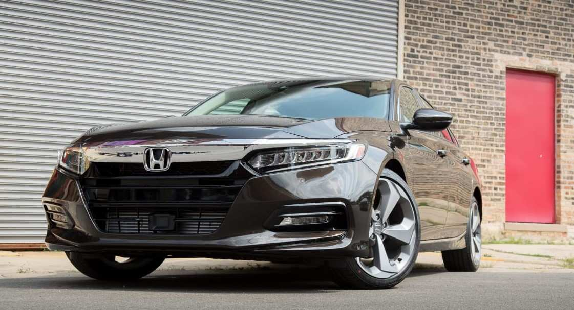 84 The Best 2020 Honda Accord Coupe Research New