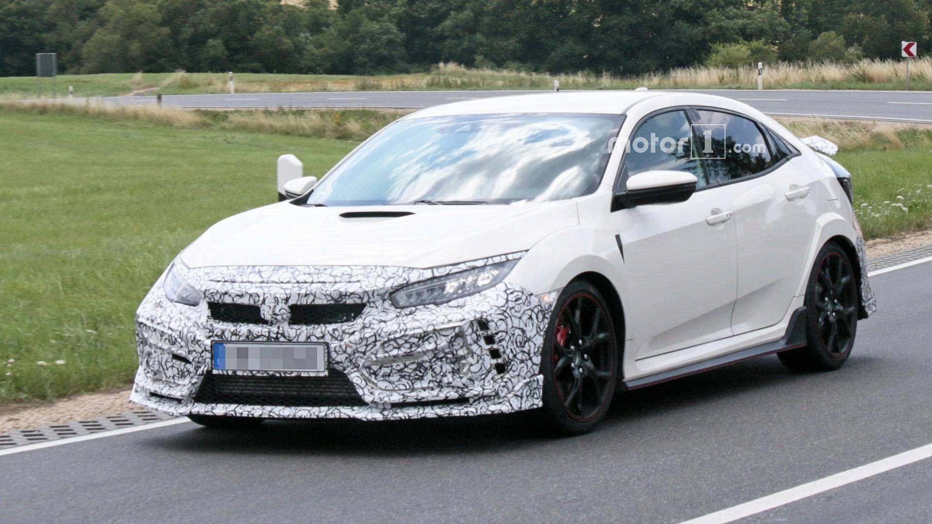 84 The Best 2020 Honda Civic Type R Exterior And Interior