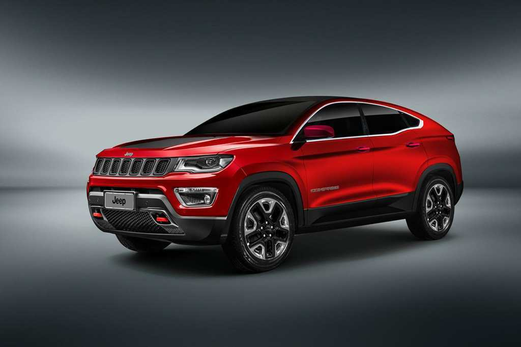 84 The Best 2020 Jeep Compass Redesign