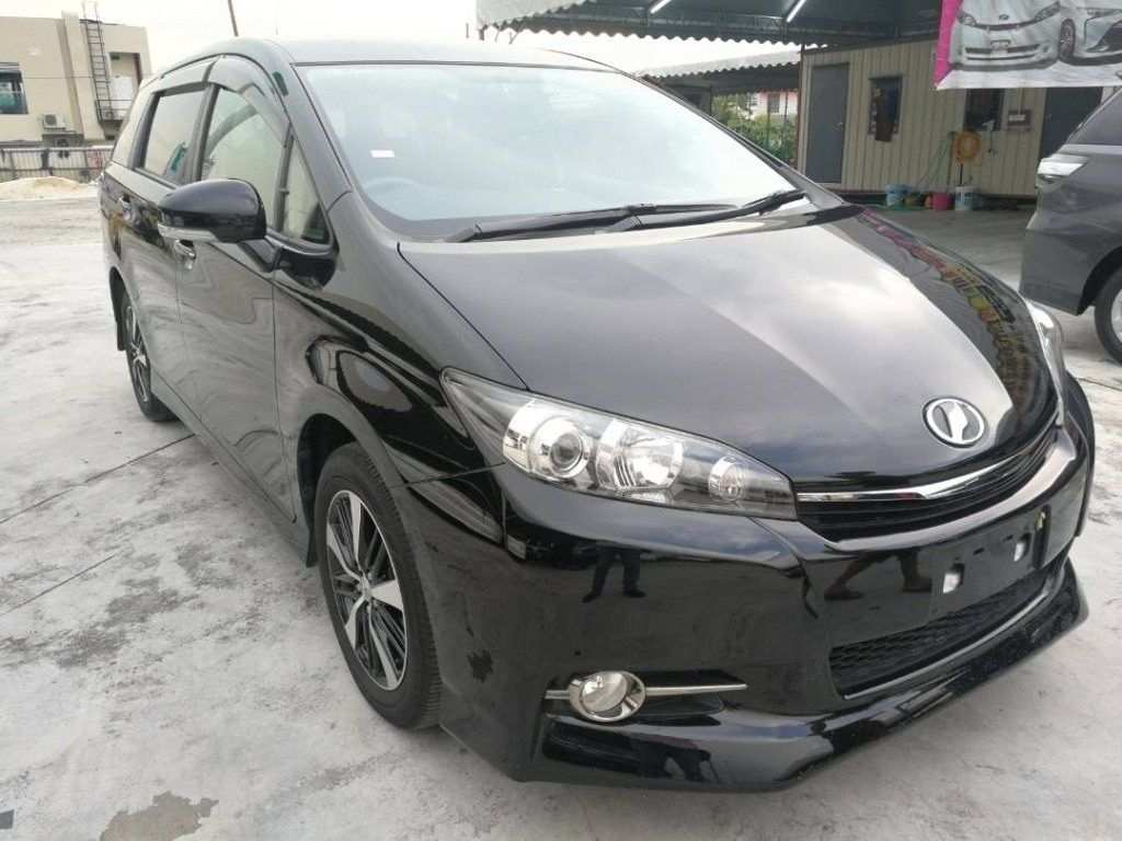 84 The Best 2020 New Toyota Wish New Concept