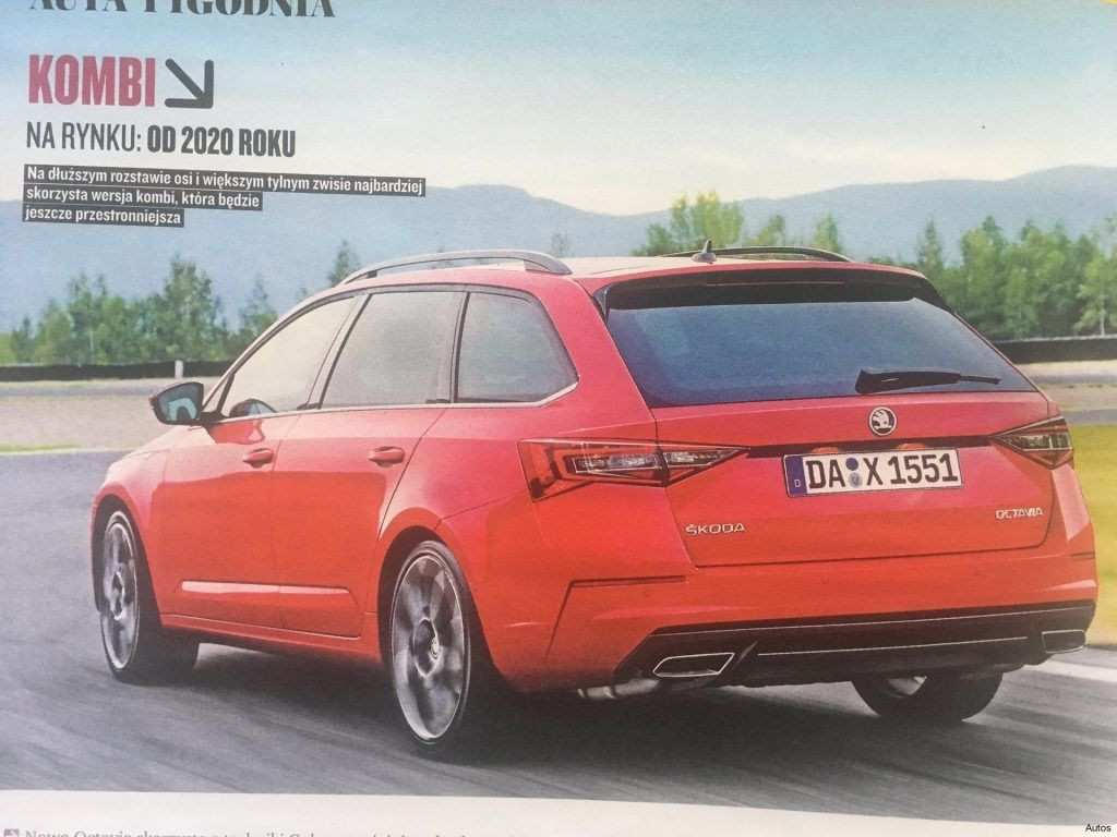 84 The Best 2020 Skoda Octavia India Egypt Pricing