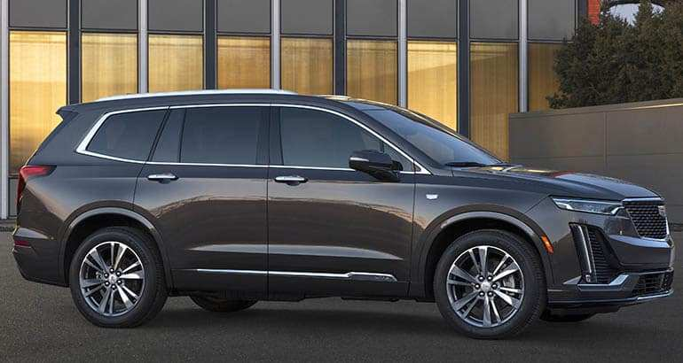84 The Best Cadillac Midsize Suv 2020 Price