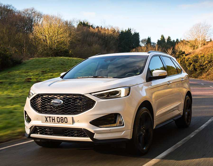 84 The Best Ford Edge New Design Pictures