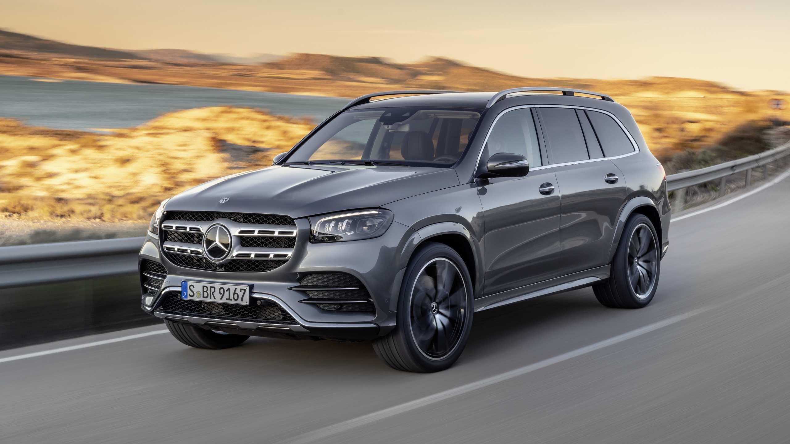 84 The Best Gls Mercedes 2019 Model