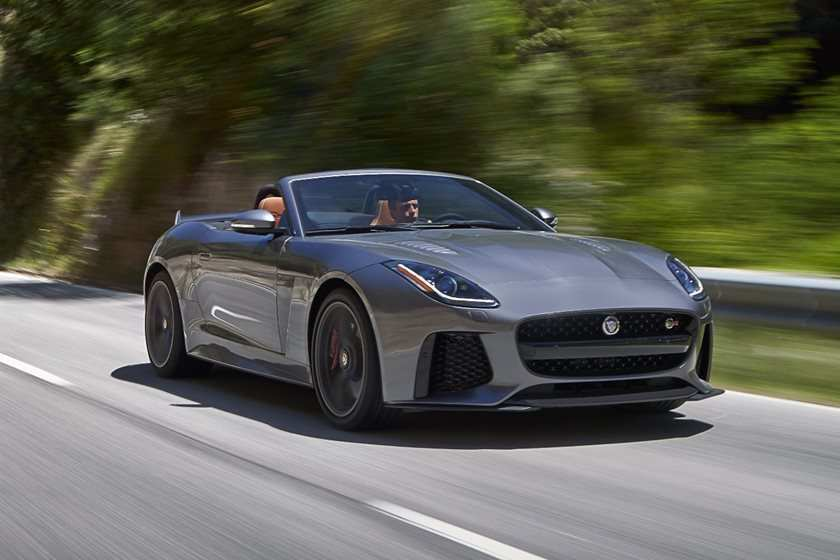 84 The Best Jaguar F Type 2019 Review Redesign