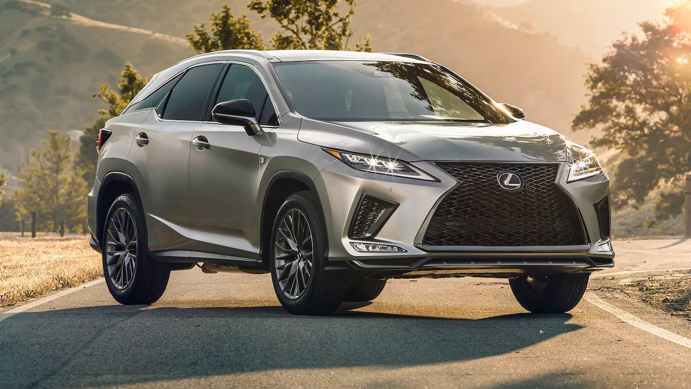 84 The Best Lexus Gx Hybrid 2020 Wallpaper