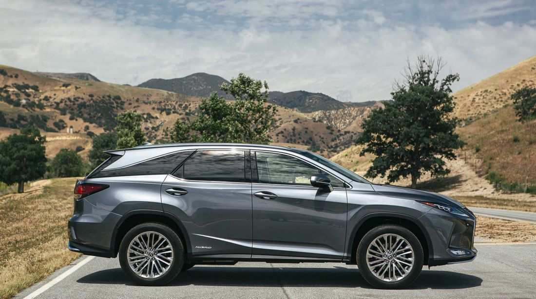 84 The Best Lexus Rx Facelift 2019 Wallpaper