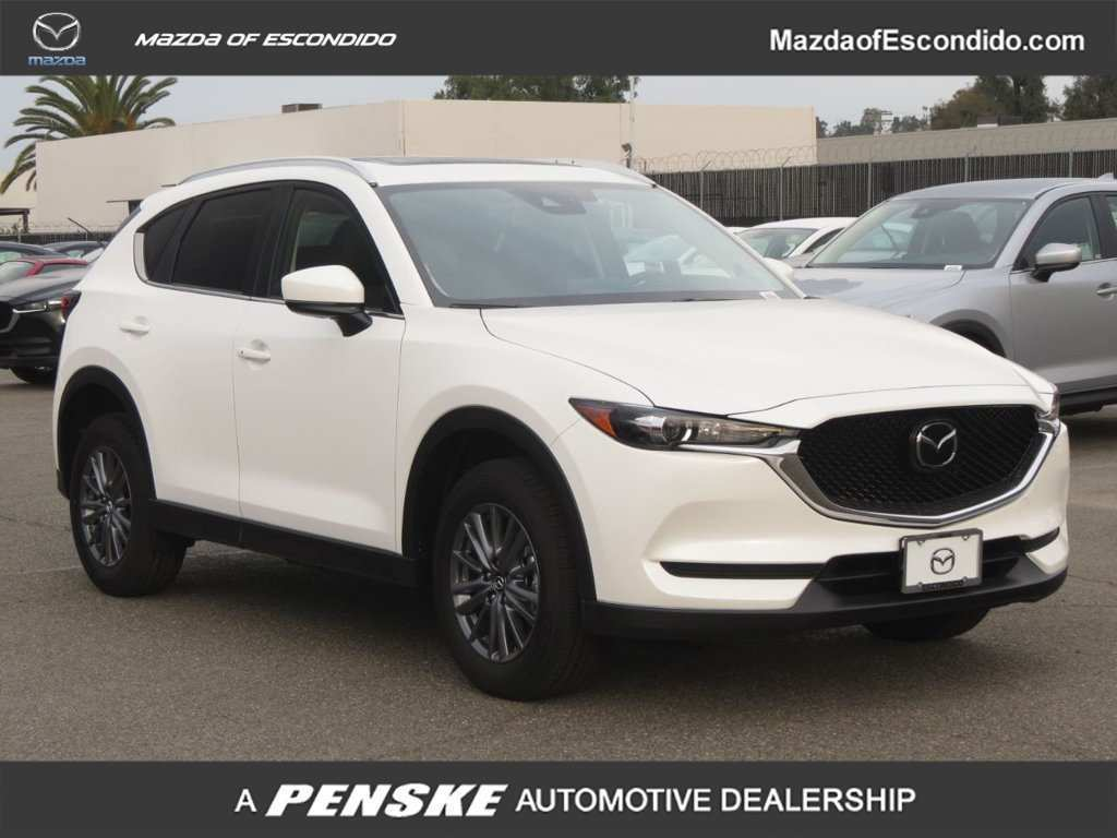 84 The Best Mazda Cx 5 2019 White Rumors