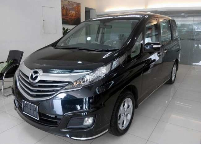 84 The Best Mazda Van 2020 New Model And Performance