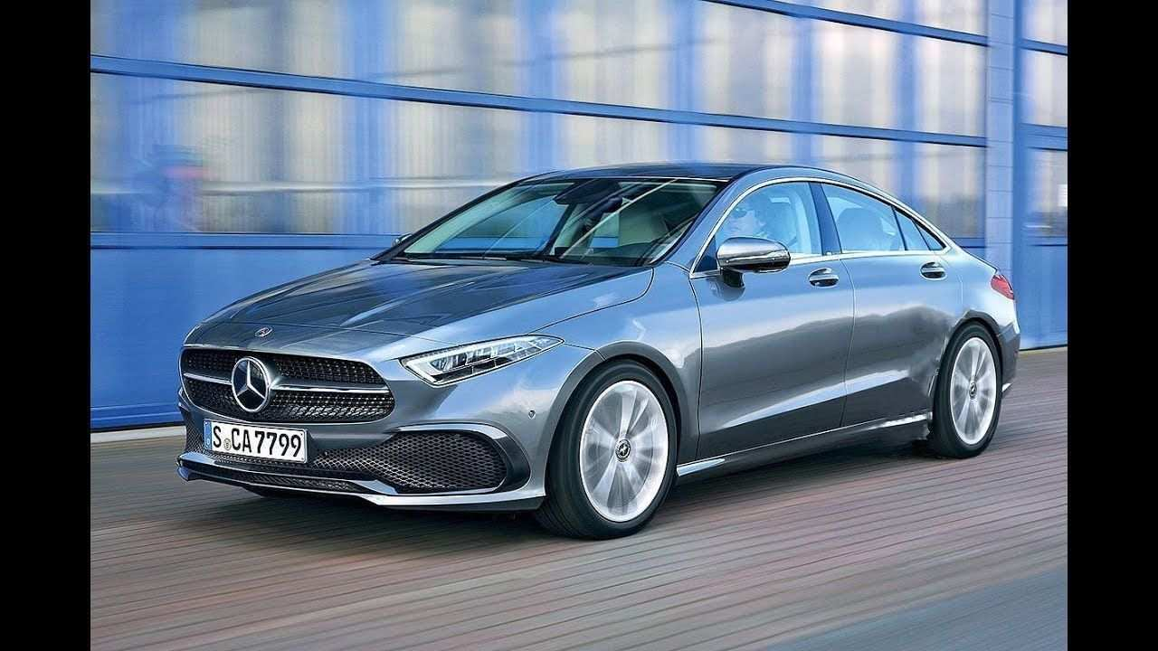 84 The Best Mercedes Cla 2019 Release Date Performance