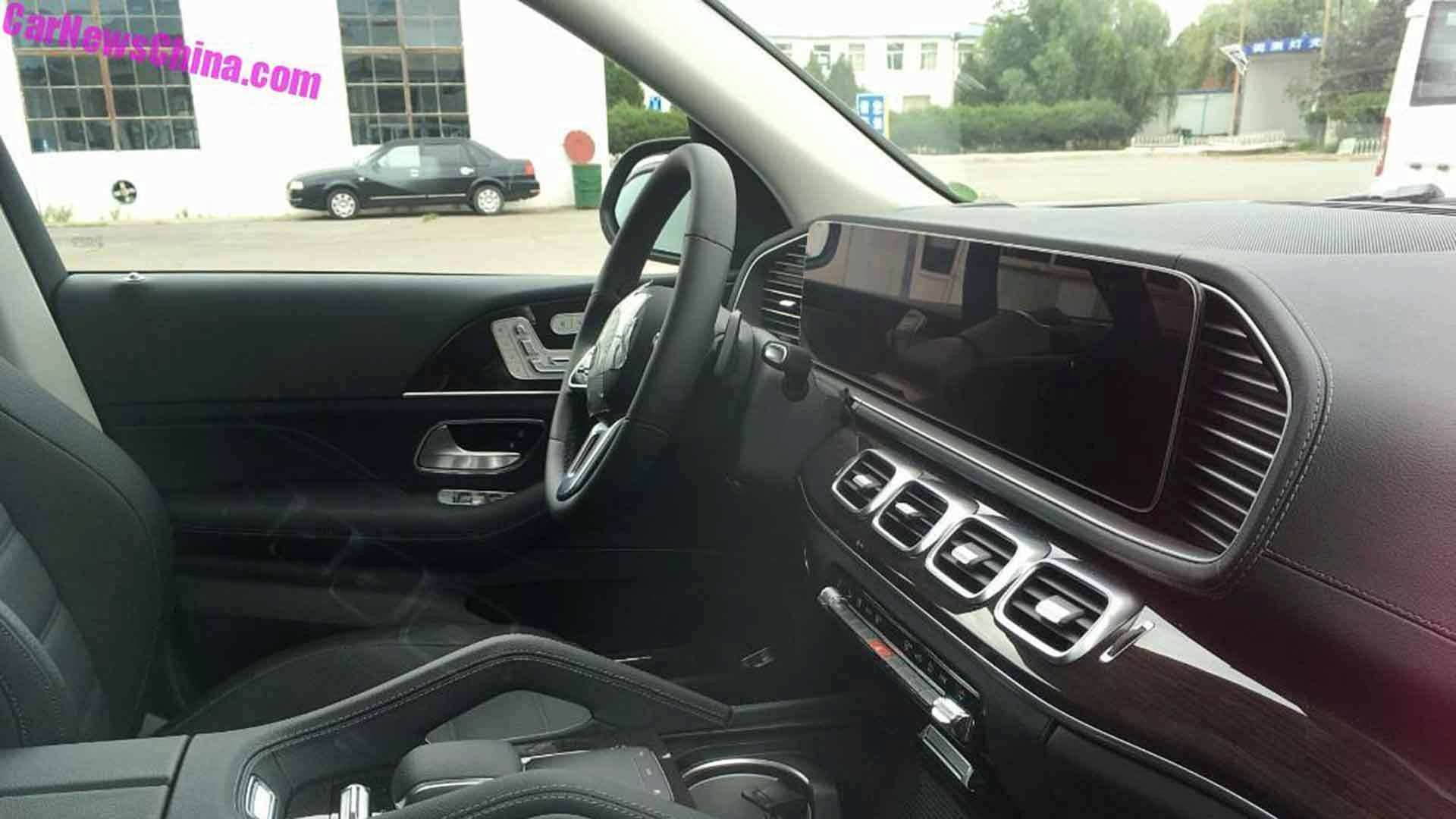 84 The Best Mercedes Gle 2019 Interior New Review