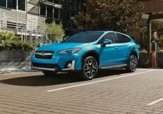 Subaru Electric 2020