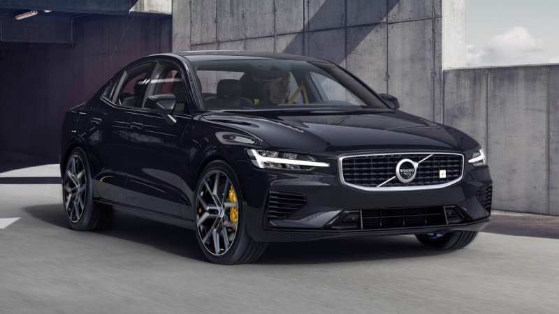 84 The Best Volvo V60 Polestar 2020 Overview