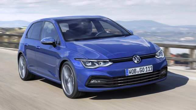 84 The Golf Vw 2019 Configurations