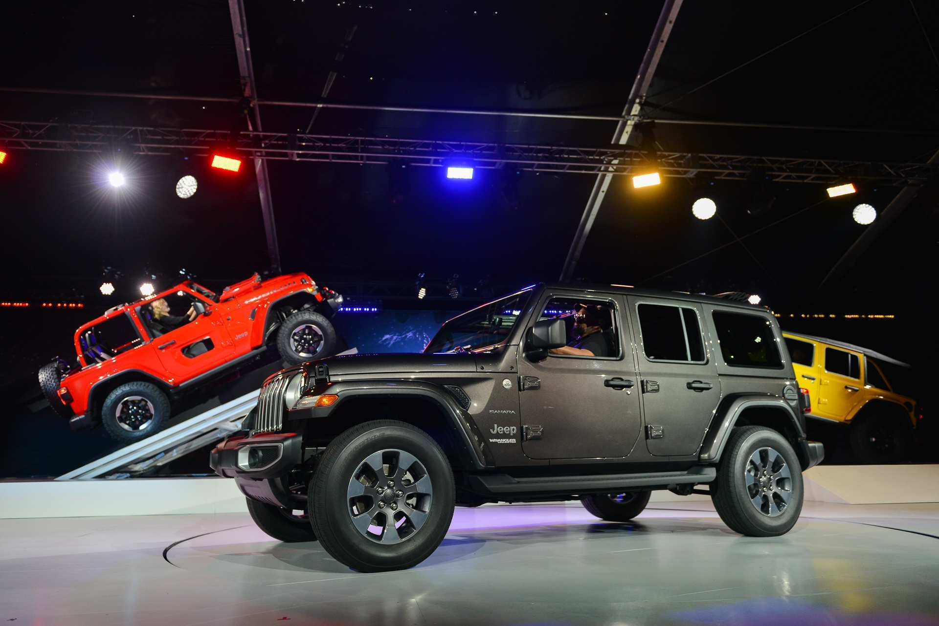 84 The Jeep Hybrid 2020 Style