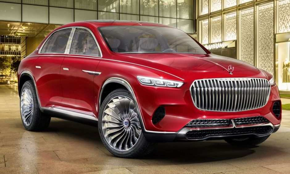 84 The Mercedes Maybach Gls 2019 Redesign