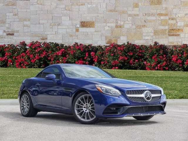 84 The Mercedes Slc 2019 Concept And Review