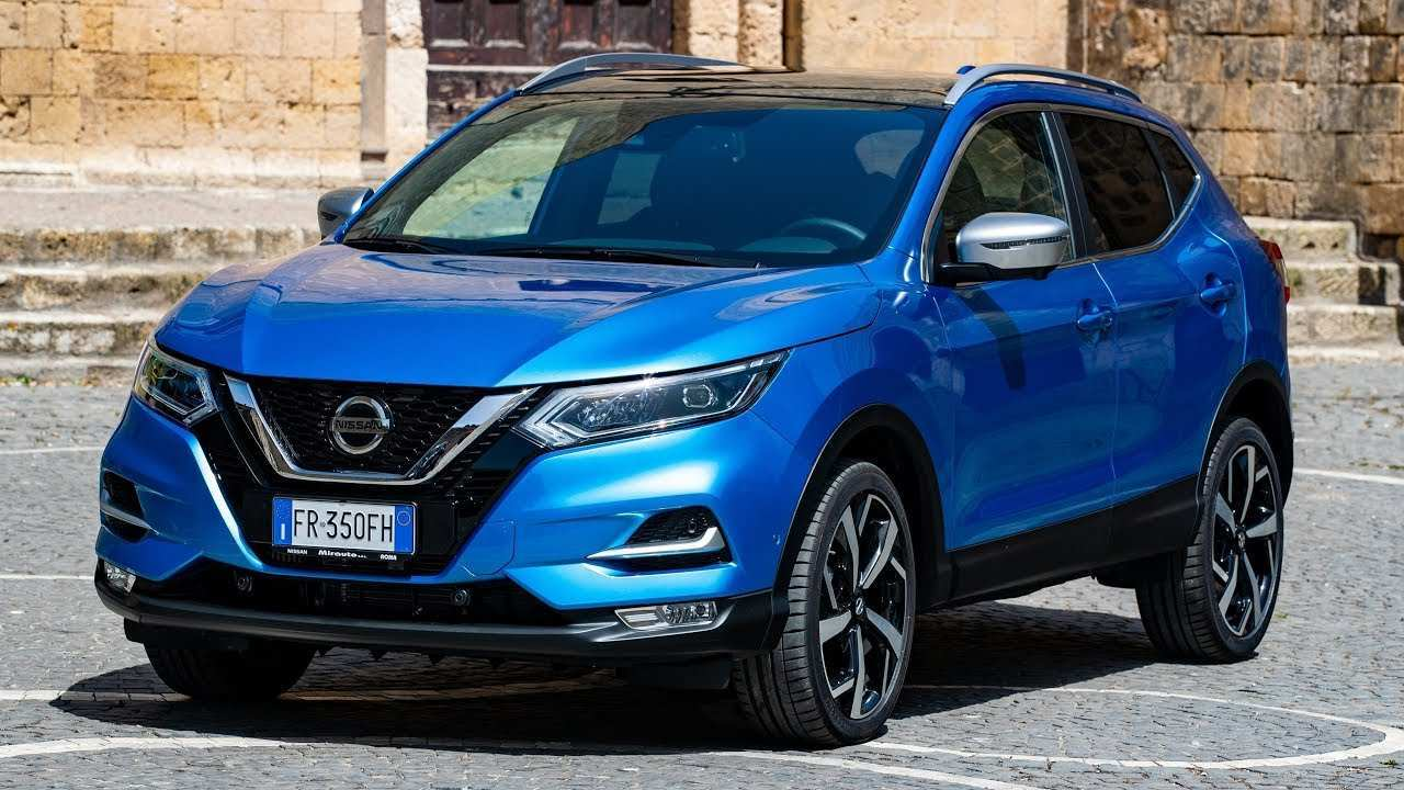 84 The Nissan Qashqai 2019 Wallpaper