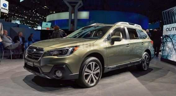 84 The Subaru Outback 2020 Release Rumors