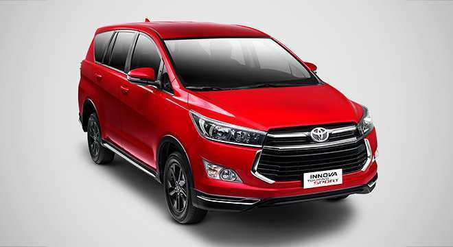 84 The Toyota Innova 2019 Philippines New Concept