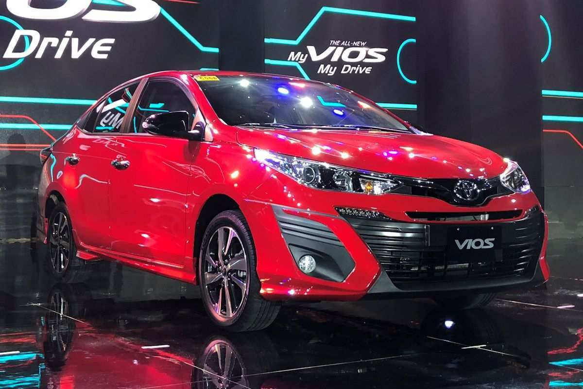 84 The Toyota Vios 2019 Price Philippines Spesification
