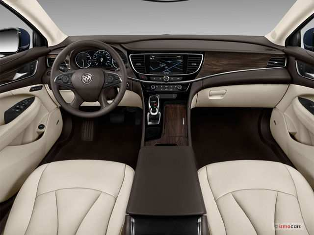 85 A 2019 Buick LaCrosse Redesign