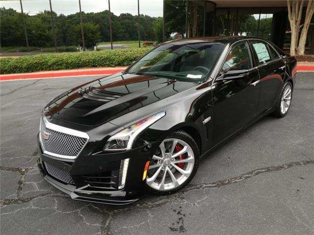 85 A 2019 Cadillac CTS V New Concept