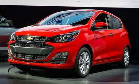 85 A 2019 Chevrolet Spark New Model And Performance