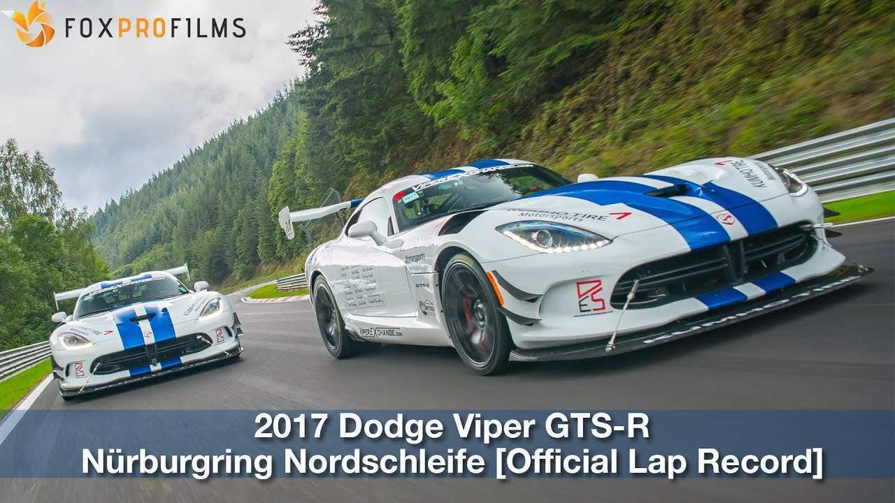 85 A 2019 Dodge Viper ACR Review And Release Date