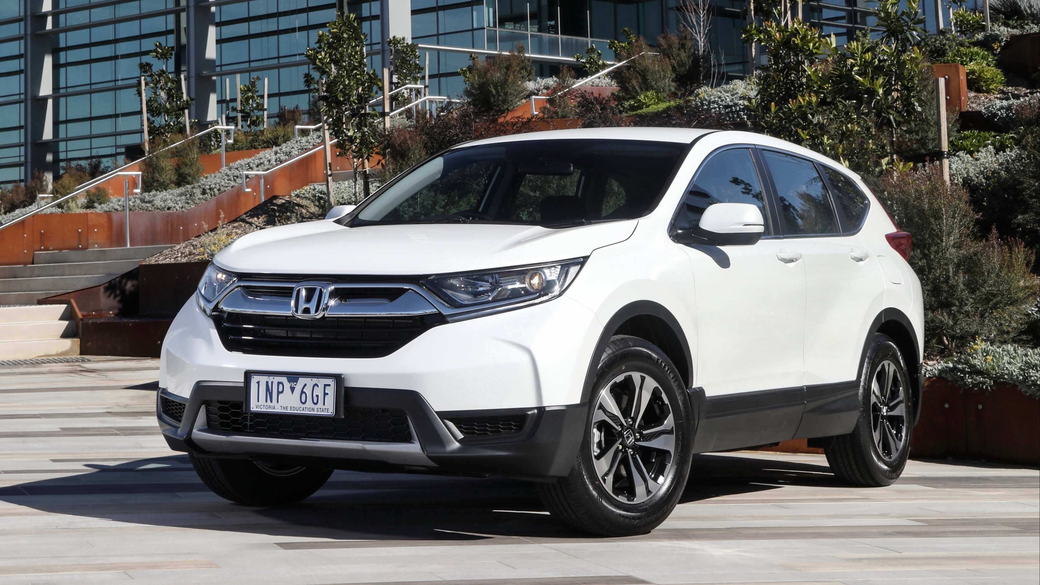 85 A 2019 Honda CRV Spy Shoot