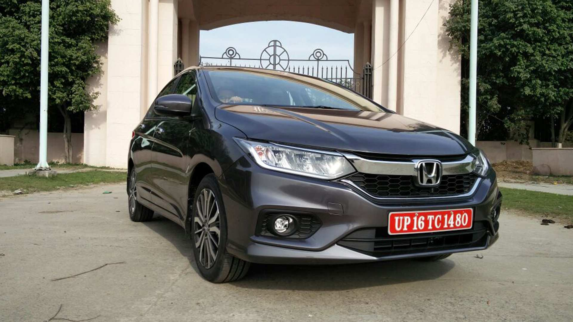 85 A 2019 Honda City Spy Shoot