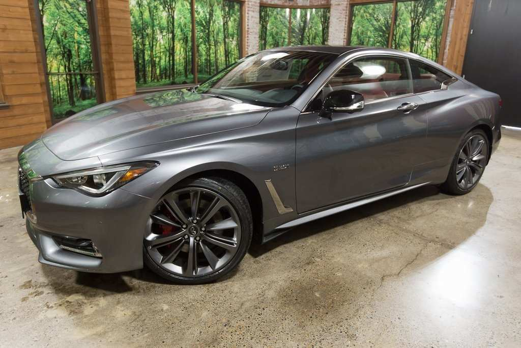 85 A 2019 Infiniti Q60 Coupe Overview