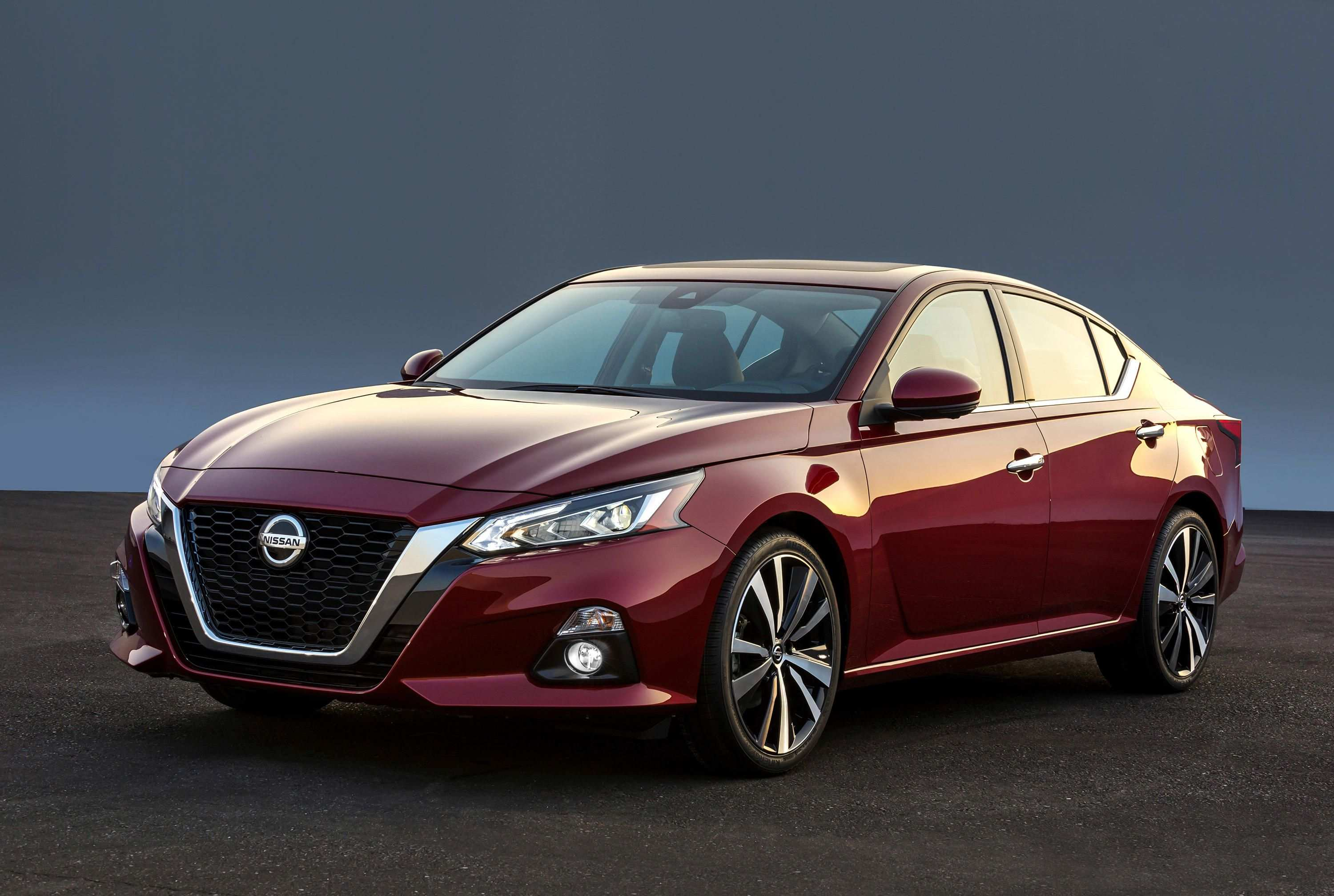 85 A 2019 Nissan Altima Coupe Release Date And Concept