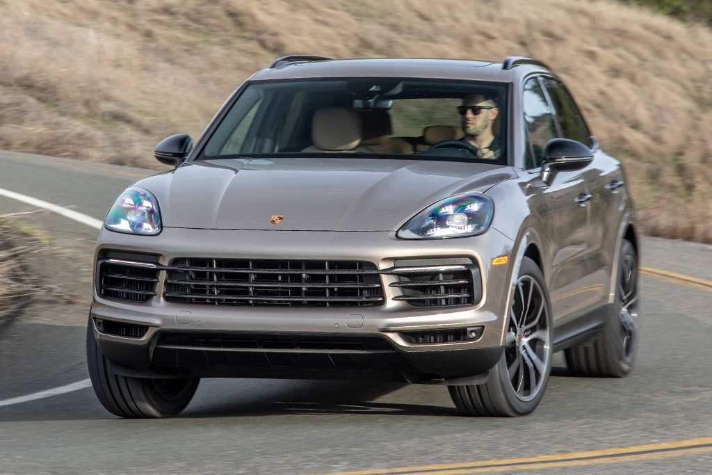 85 A 2019 Porsche Cayenne Research New