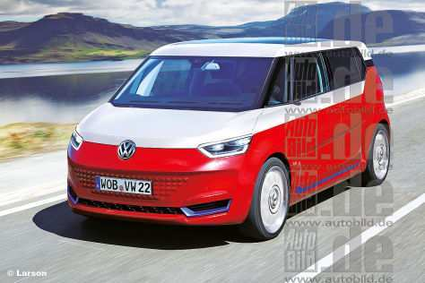 85 A 2019 VW Bulli Prices