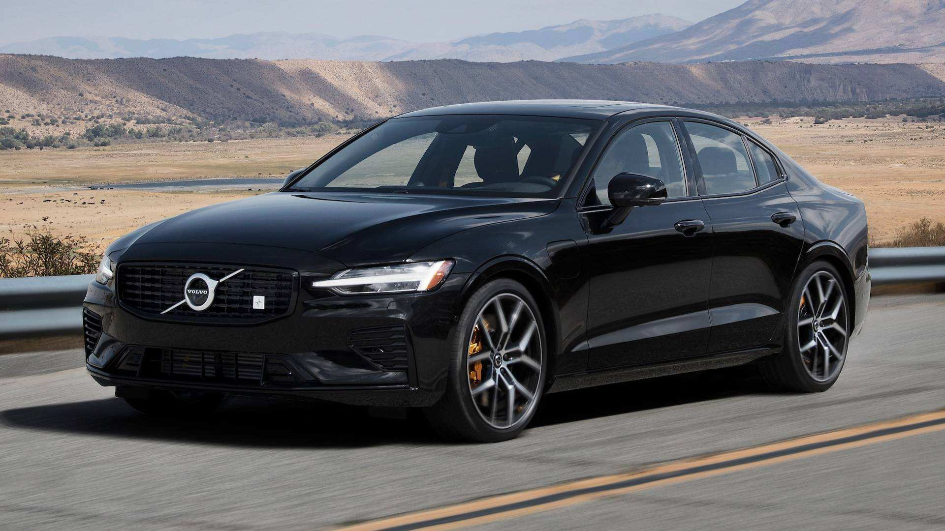 85 A 2019 Volvo S60 Polestar Overview