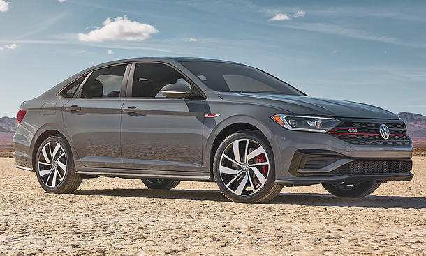 85 A 2019 Vw Jetta Gli Exterior And Interior