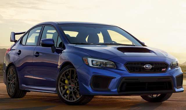 85 A 2019 Wrx Sti Hyperblue Spesification