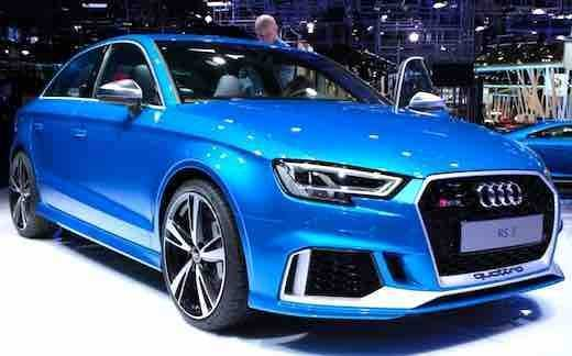 85 A 2020 Audi RS3 Price