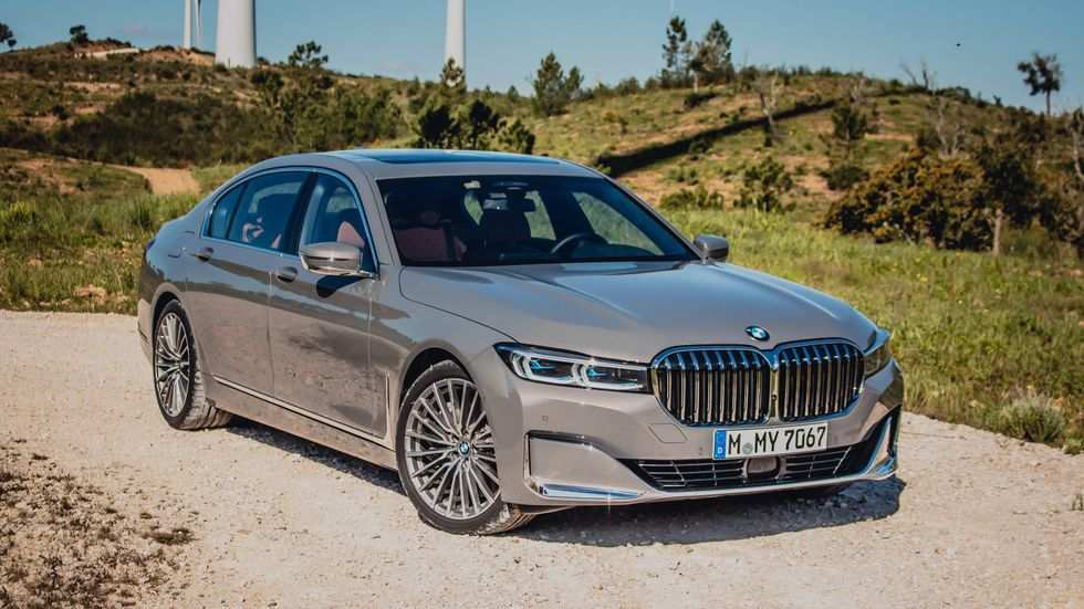 85 A 2020 BMW 750Li Concept And Review