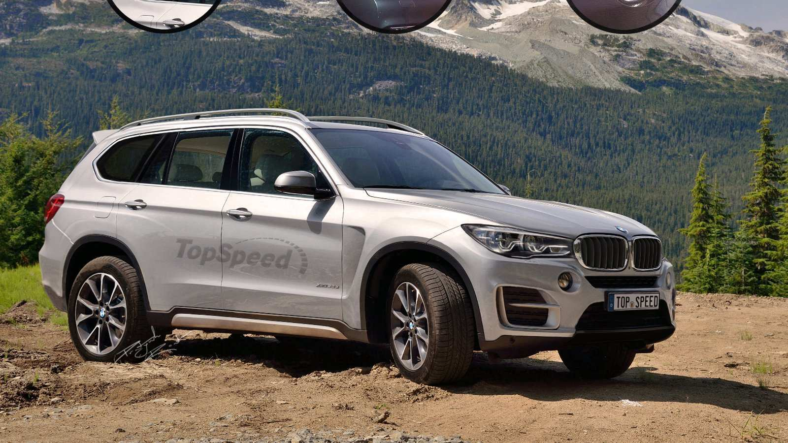 85 A 2020 BMW X7 Suv Spy Shoot