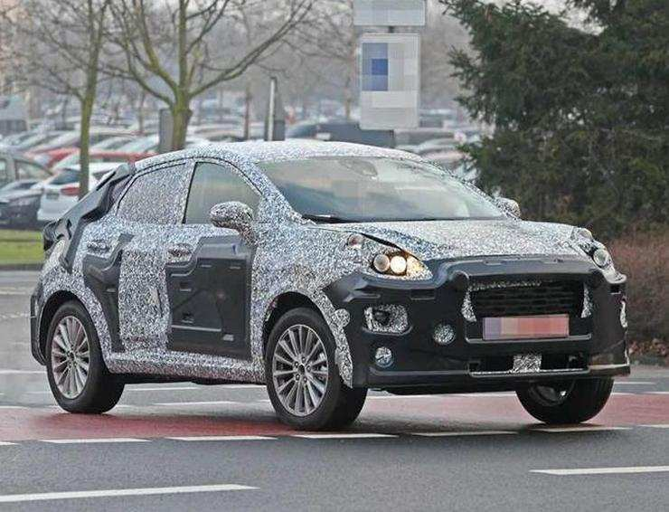 85 A 2020 Ford Ecosport Performance And New Engine