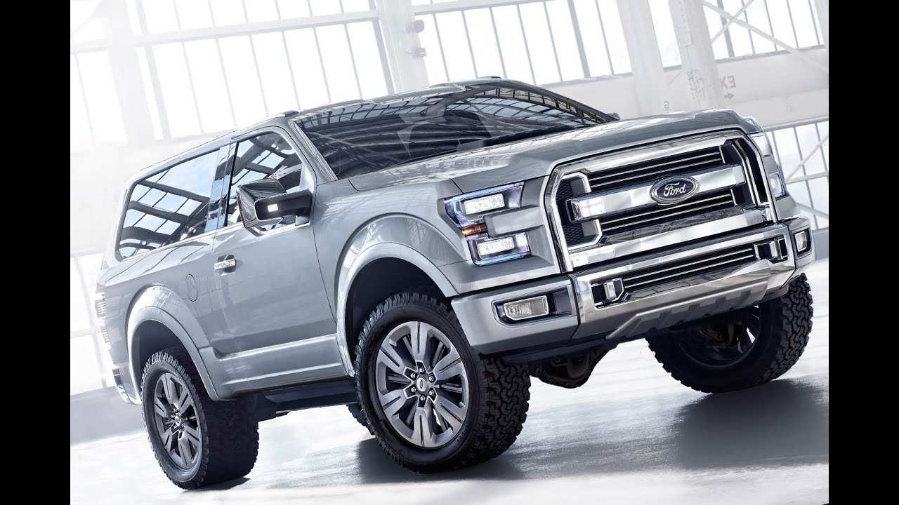 85 A 2020 Ford Svt Bronco Raptor New Concept | Review Cars ...